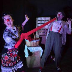 Petit Teatro nos trae Clown sin tierra en sesión matinal y familiar al Festival de Teatro de Humor de Santa Fe 2019, 25 edición
