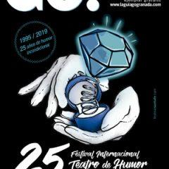 Aquí puedes leer online la Guía del Ocio GO GRANADA Octubre 2019, planes y actividades en Granada
