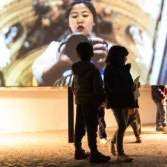 Reaction Madrid en Centro Cultural Conde Duque