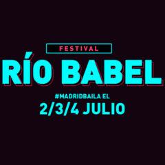 Concierto de Río Babel 2020 en Feria de Madrid
