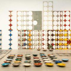 Sheela Gowda. Remains en Bombas Gens Centre d'Art en Valencia