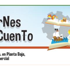 VIERNES DE CUENTO + MANUALIDADES en Myrtea