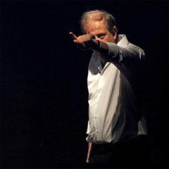 Concierto de Wim Mertens en Teatro Nuevo Apolo en Madrid