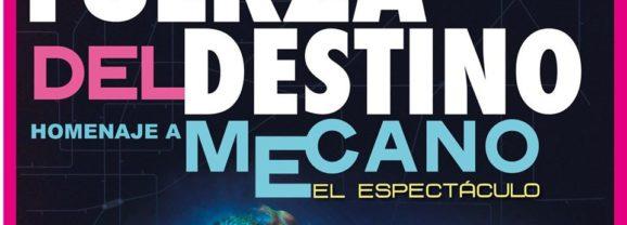 La Fuerza del Destino: Homenaje a Mecano en Zamora