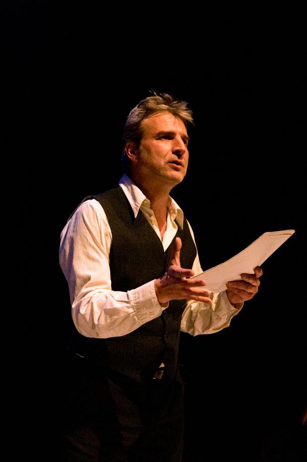 Alberto San Juan presenta Nueva York en un poeta en Atalaya-Centro TNT de Sevilla