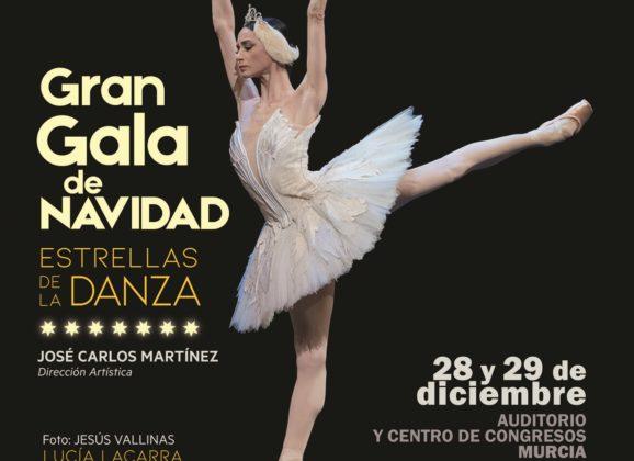 Estrellas de la Danza en Murcia – Gala Navidad