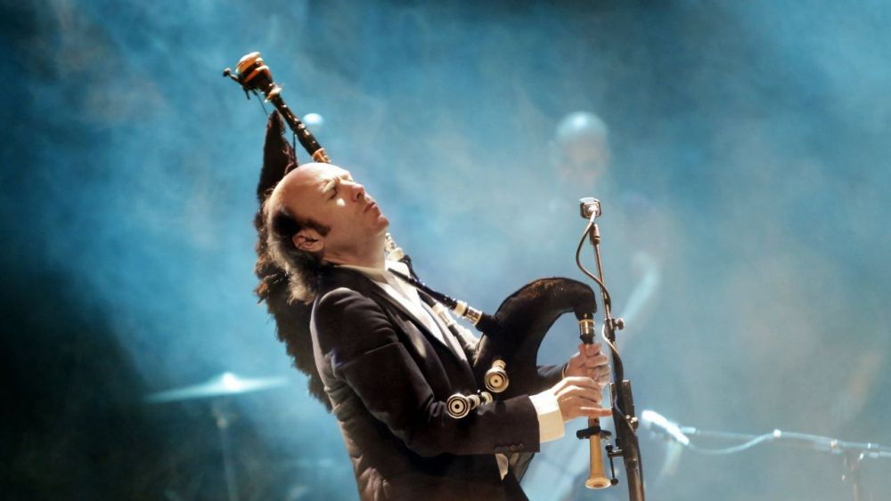 Carlos Núñez concierto Coruña