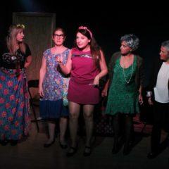 Comedia musical Ellas en Teatro Távora de Sevilla