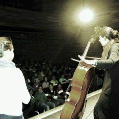 Con cuerdas y a lo loco en Sala Cero Teatro de Sevilla