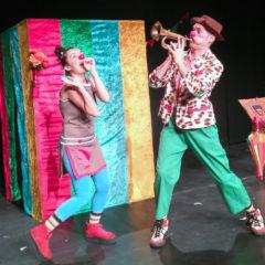 Con mucho Clown en el Teatro Cánovas de Málaga