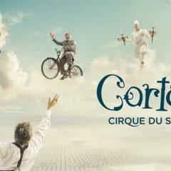 Corteo Cirque du Soleil en Santander