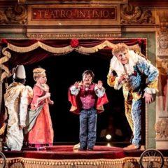 Corteo del Cirque du Soleil en Granada