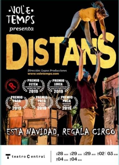 DistanS en el Teatro Central de Sevilla