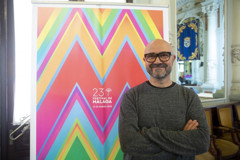 El 23 Festival de Málaga ya tiene imagen!