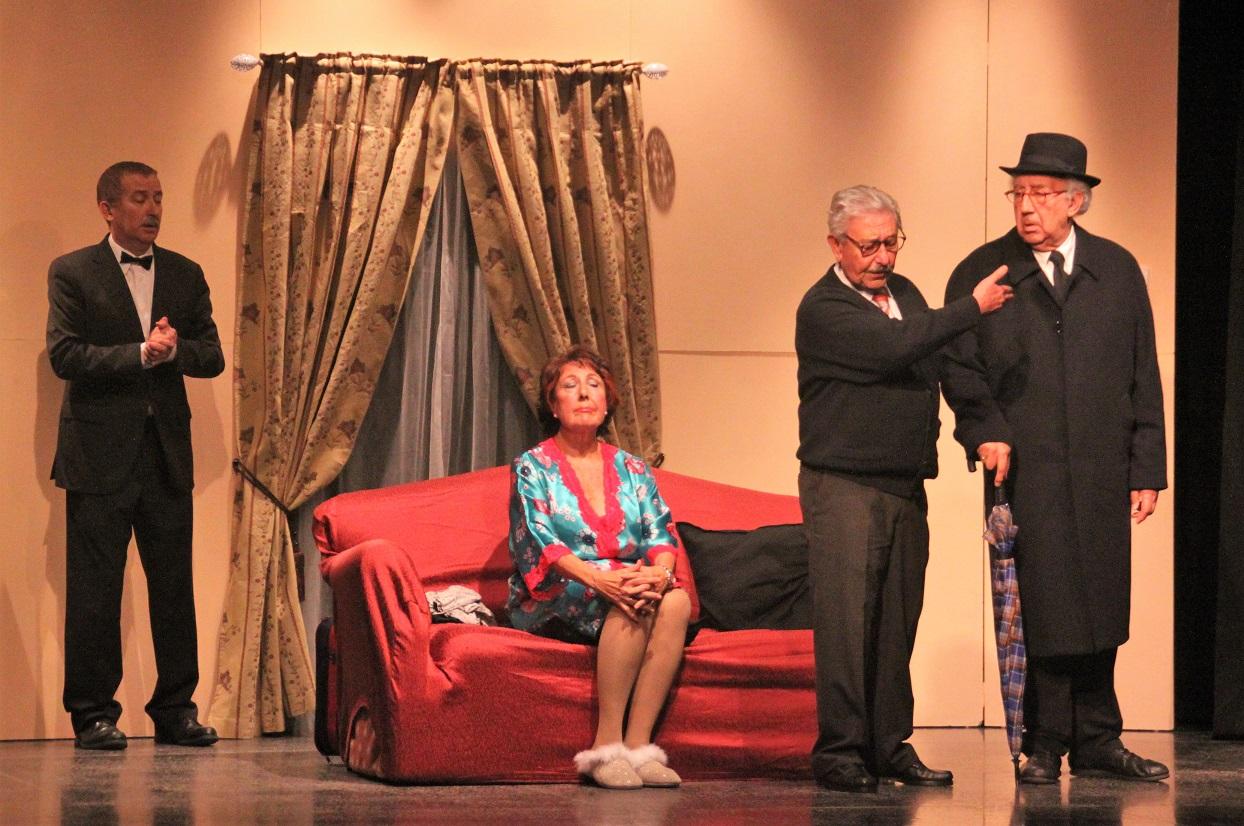 El tonto es un sabio en Teatro Távora de Sevilla