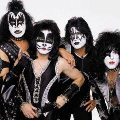 Kiss anuncia gira de despedida con parada en Madrid