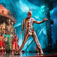 Kooza de Cirque du Soleil en Sevilla