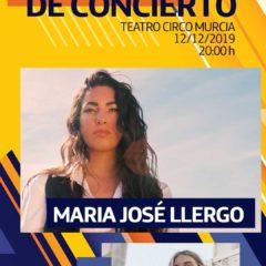 Mª José LLergó y Yana Zafiro en Teatro Circo de Murcia