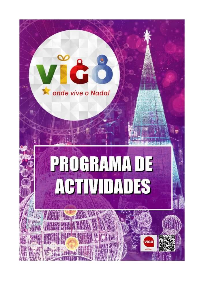 Toda la programación de Nadal del Concello de Vigo