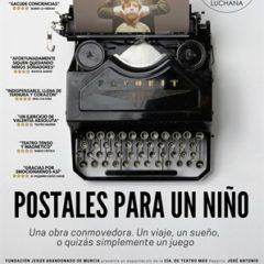 Postales para un niño en el Teatro Romea de Murcia