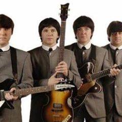 The Mersey Beatles, tributo a los Beatles en Vigo