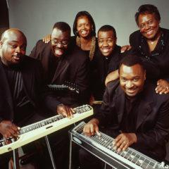 The Campbell Brothers en concierto en Murcia