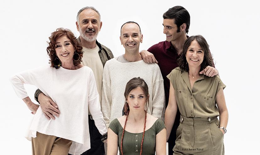 Verónica Forqué protagoniza Las Cosas que sé que son Verdad en el Teatro Central de Sevilla