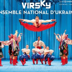 Virsky, Ensemble Nacional de Ucrania, espectáculo en Pontevedra