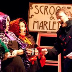 A Christmas Carol en Teatro Reina Victoria en Madrid