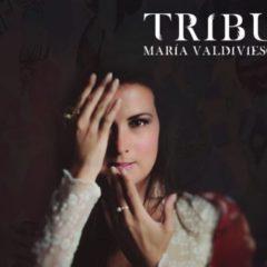 María Valdivieso con Alfredo Lagos en Flamenco en Turina de Sevilla