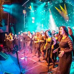 Concierto de Black Light Gospel Choir en Nuevo Teatro Alcalá en Madrid