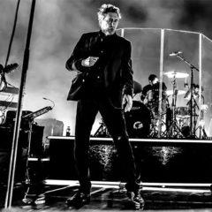 Concierto de Bryan Ferry en Jardins Palau Reial Pedralbes en Barcelona