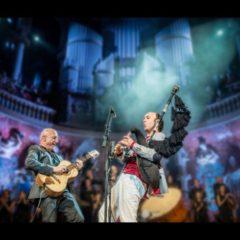 Carlos Núñez, concierto en teatro Afundación de Vigo