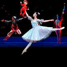 Cascanueces (Russian National Ballet) en Teatro Municipal Quijano en Ciudad Real