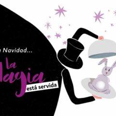 Cena mágica en el Hotel NH La Merced