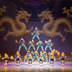 Circo acrobático Shangai en Teatro Circo de Murcia