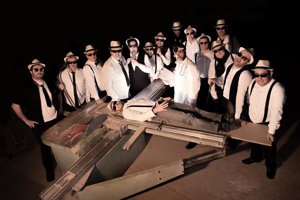 Concierto de La Banda del Aserradero a beneficio de AECC