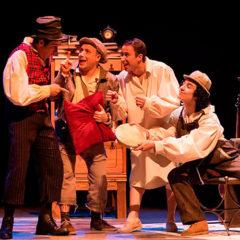 Descubriendo la isla del Tesoro en Teatro Liceo en Salamanca