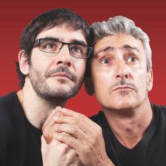 DOS (David Fernández y Juanra Bonet) en Club Capitol en Barcelona