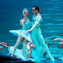 El Lago de los Cisnes (Ballet de San Petersburgo) en Teatro Olympia en Valencia