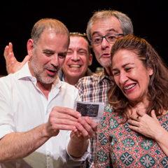 El nombre (Daniel Veronese) en Teatro Municipal Quijano en Ciudad Real