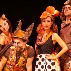 Els músics de Bremen, el musical en Teatro Gaudí de Barcelona