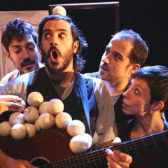 Emportats en Teatro Leal en Canarias