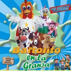 Bartolito en la granja en el Teatro Cervantes