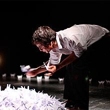 Habrás de ir a la guerra que empieza hoy en Teatro Jovellanos en Asturias