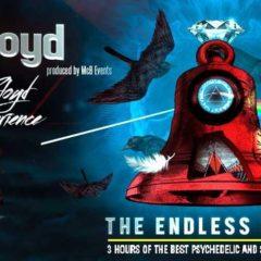 "BOBFloyd «A Pink Floyd live experience"" The Endless Bell en CajaGranada"