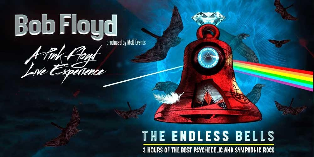 "BOBFloyd ""A Pink Floyd live experience"" The Endless Bell en CajaGranada"