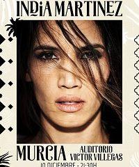 India Martínez en Auditorio Víctor Villegas de Murcia