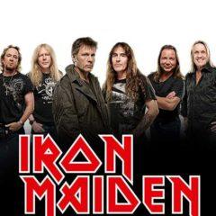 Concierto de Iron Maiden + Within Temptation + Airbourne en Estadio Olímpico de Montjuïc Lluis Companys en Barcelona