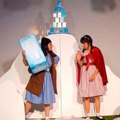 Jugando con Frozen en El Teatret en Valencia